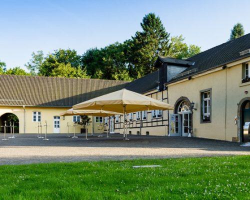 Schloss Hardenberg Neviges - Vorburg
