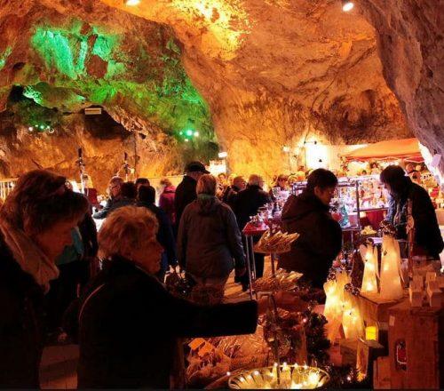 Höhlenmarkt Balver